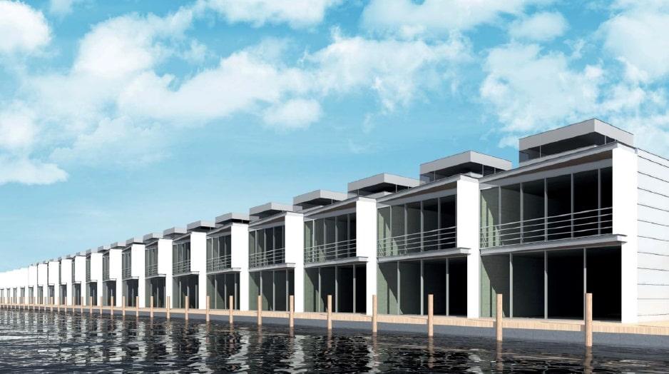 Project De Blauwe Engel Amsterdam