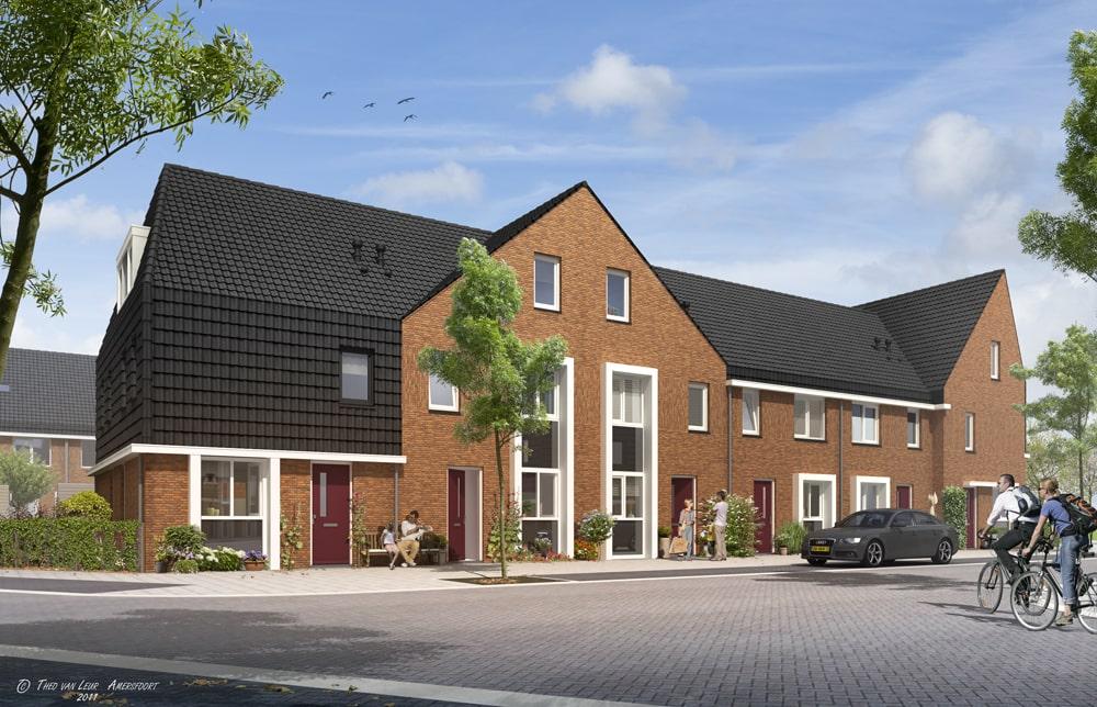 Project De Bongerd Amsterdam