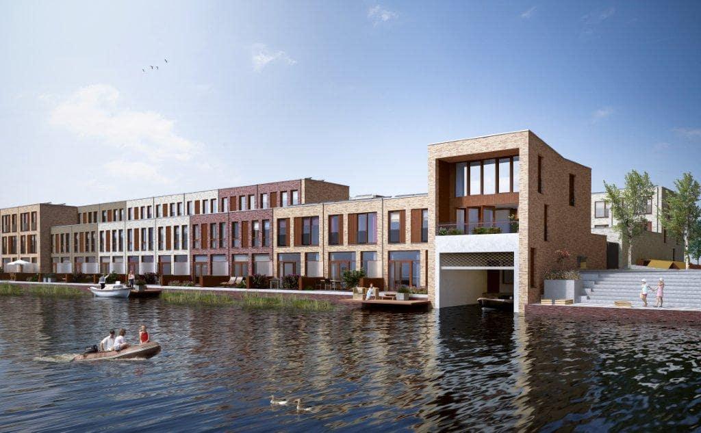 Project Het Watermerk Amsterdam