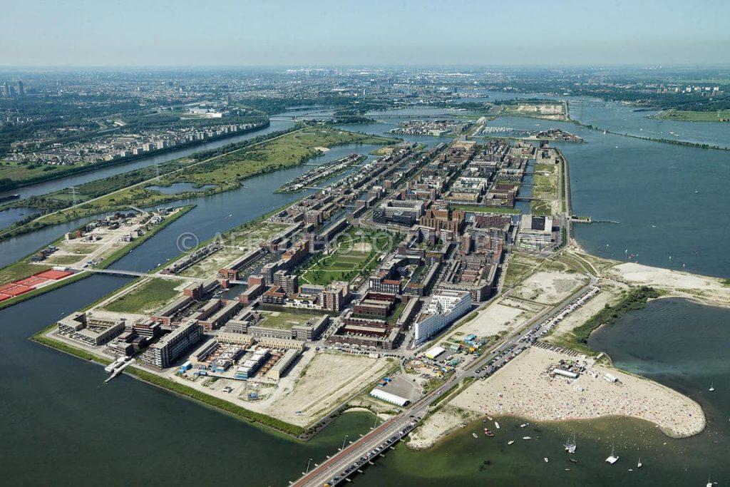Project IJburg Amsterdam