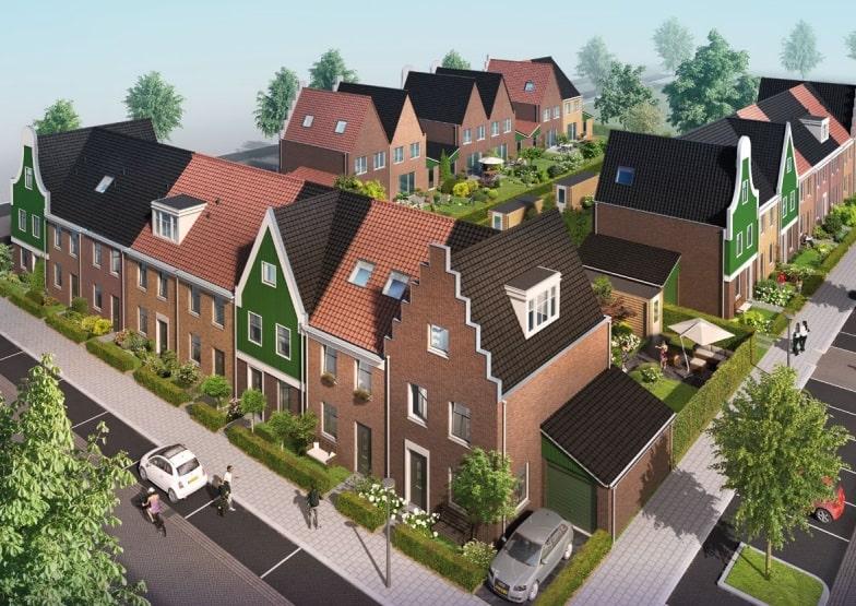 Project Luijendijk Landsmeer