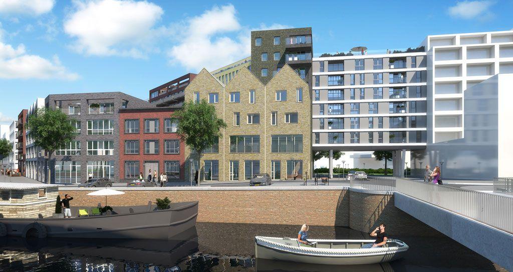 Project Parkblok Houthavens Amsterdam