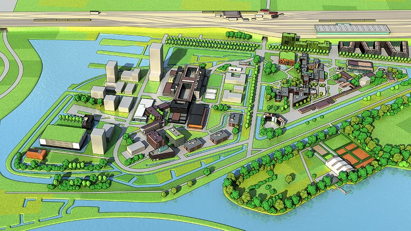Project Science Park Amsterdam