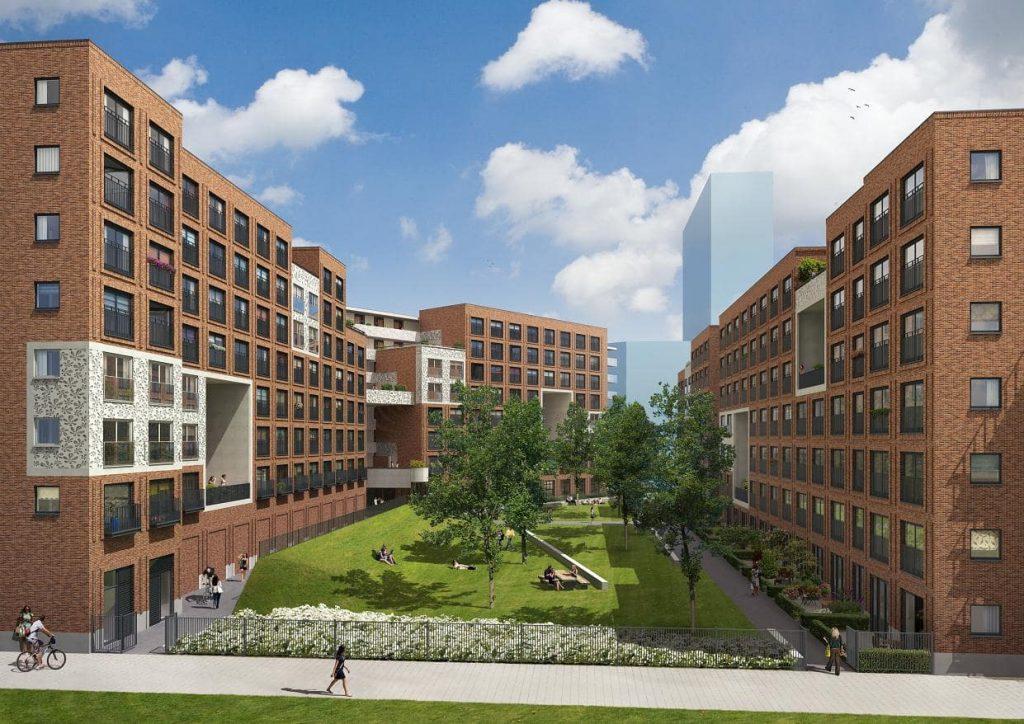 Project Villa Mokum Amsterdam