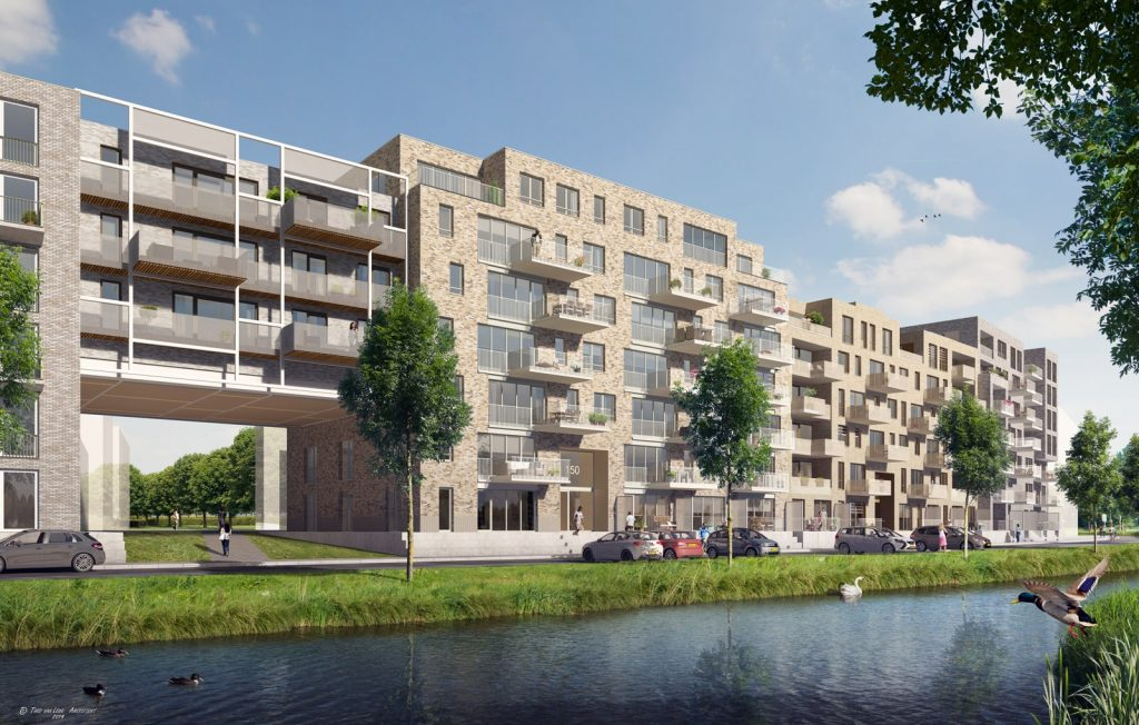 Project Y-City Amsterdam