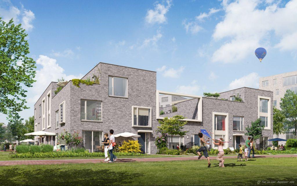 Project Zeeburger Zilt Amsterdam